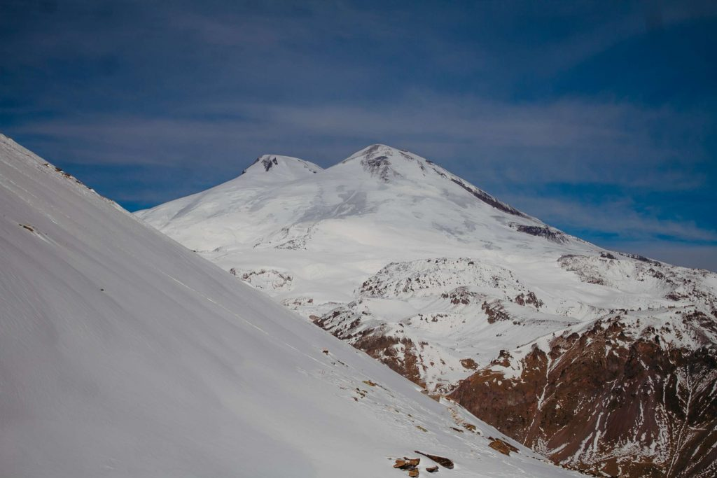 Mount Elbrus View