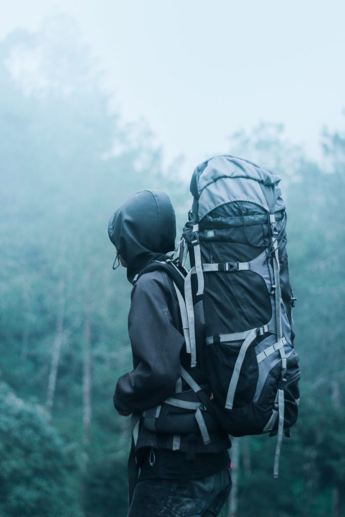 rucking to prepare for a jungle trek